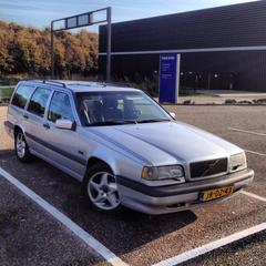 Volvo 850 T-5 2.3i 20V Turbo Estate (1994)