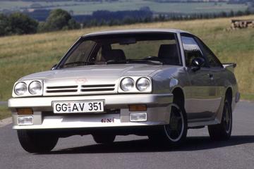 Opel Manta 2.0i GSi (1986)