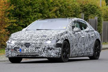Elektrische Mercedes-Benz EQE komt in september