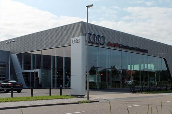 Muntstad Audi Utrecht De Meern