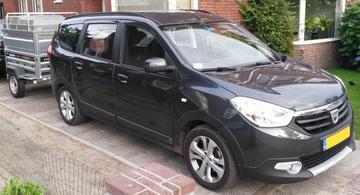 Dacia Lodgy dCi 90 Lauréate 7P (2013)