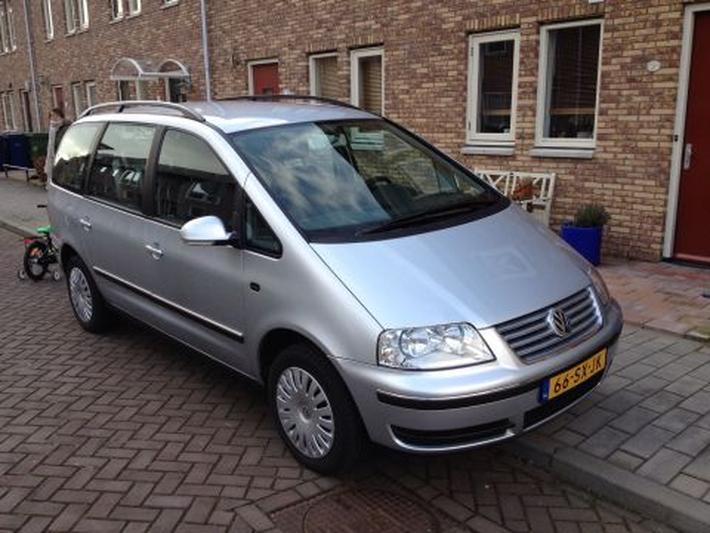 Volkswagen Sharan 2.0 TDI 140pk Sportline (2006)