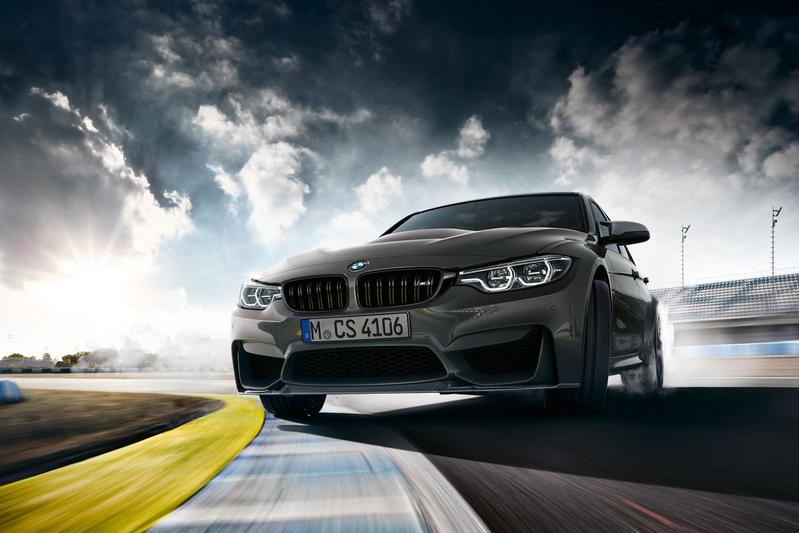 Toen & Nu: BMW M3 CS - BMW M3 CSL (E46)
