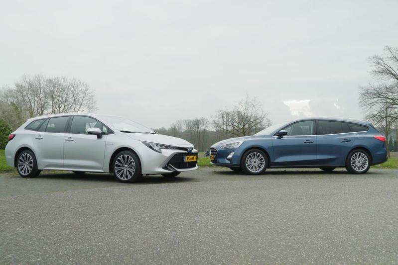 Toyota Corolla vs. Ford Focus - Dubbeltest