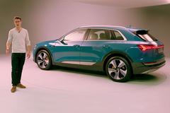 Audi E-Tron - Eerste Kennismaking