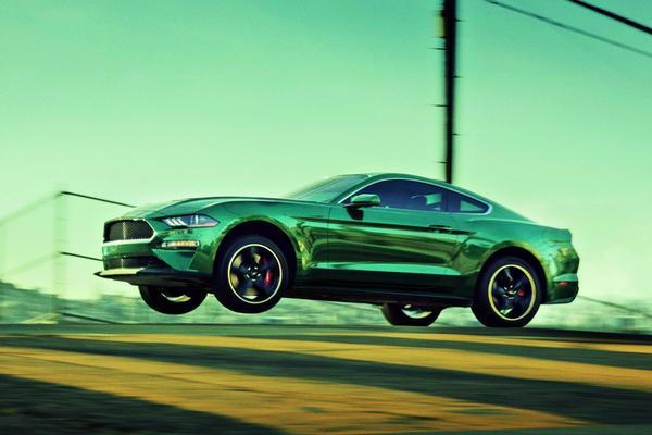 Rij-impressie: Ford Mustang Bullitt