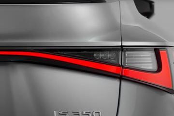 Lexus IS wordt 16 juni onthuld