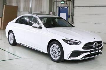 Nieuwe Mercedes-Benz C-klasse verlengd
