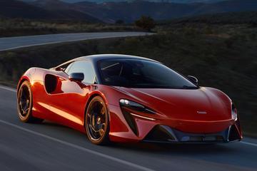 McLaren Artura: nieuwe hybride supersporter