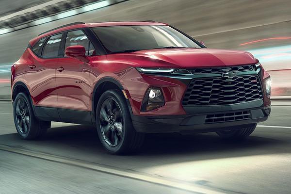 Chevrolet presenteert nieuwe Blazer