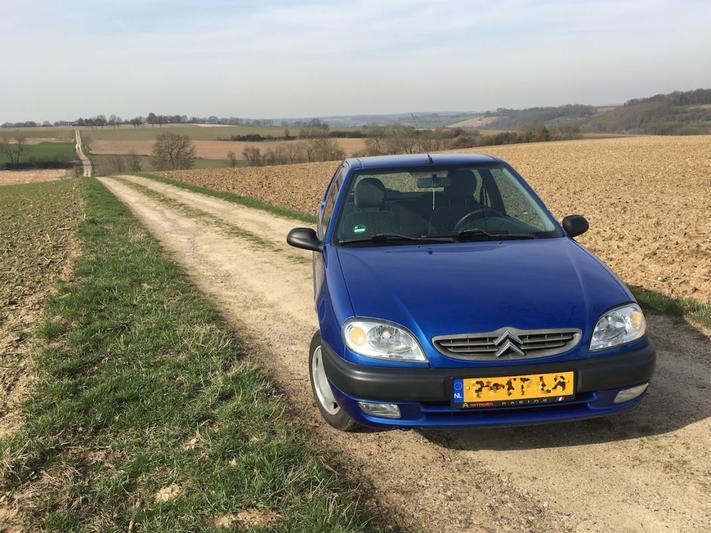 Citroën Saxo 1.1i (2000)