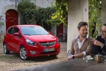 'Opel wil elektrische Karl'