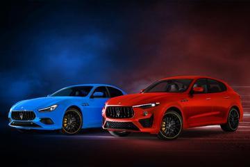 Maserati eert racehistorie met F Tributo Special Editions