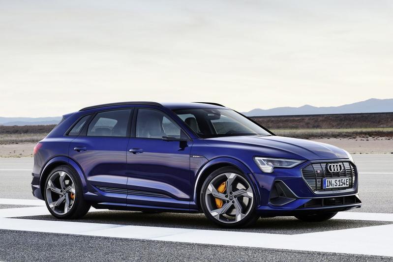 Audi e-Tron S en e-tron sportback S