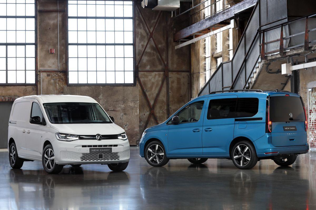 Volkswagen Caddy mKV (2020) 32