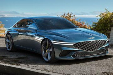 Genesis X Concept is vooruitblik op sportieve GT