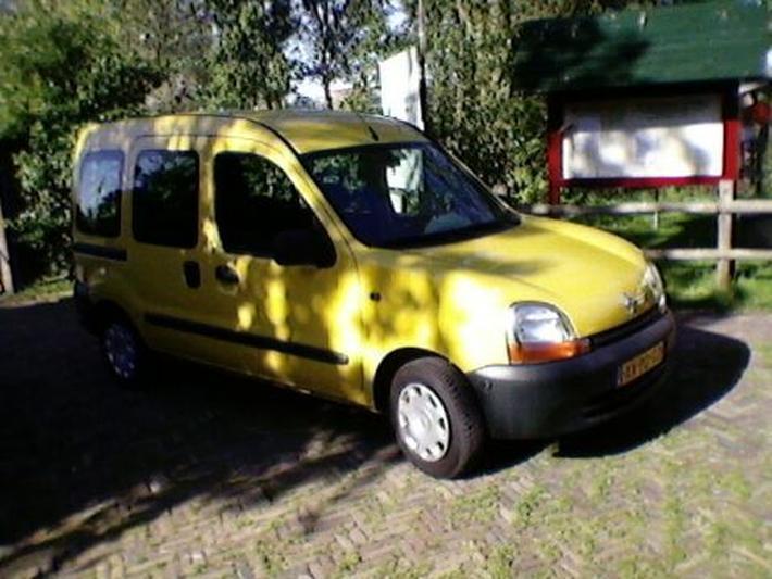 Renault Kangoo RN 1.4 (1999)