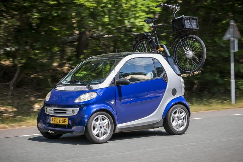 Smart City-Coupé – 2000 – 357.592 km - Klokje Rond