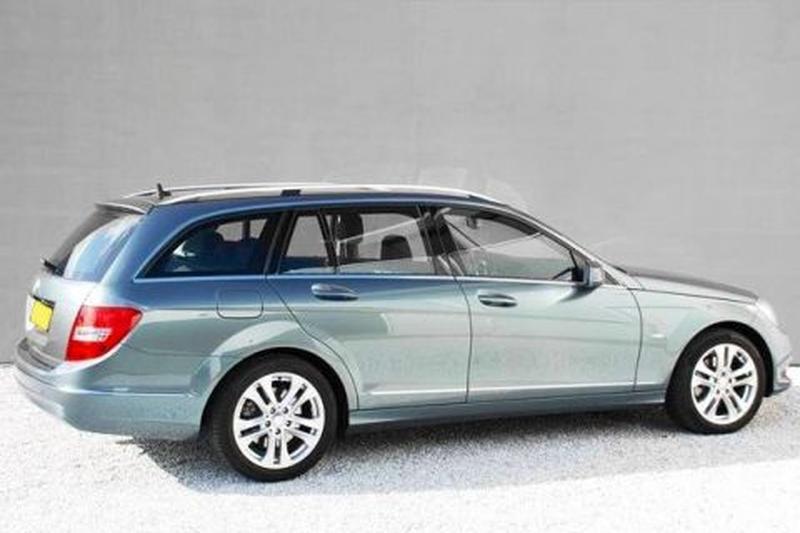 Mercedes-Benz C 180 CDI BlueEFFICIENCY Estate Avantgarde (2012)