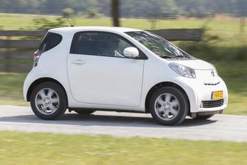 Op zoek naar: Toyota IQ - Opel Adam - Fiat 500