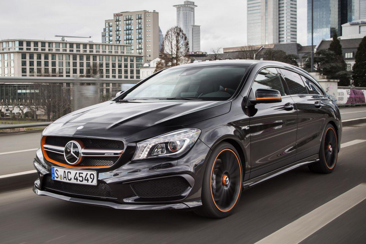 Mercedes Benz Cla Shooting Brake Rijimpressies Autoweek Nl