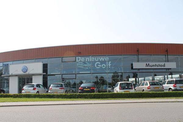 Muntstad Volkswagen Utrecht De Meern