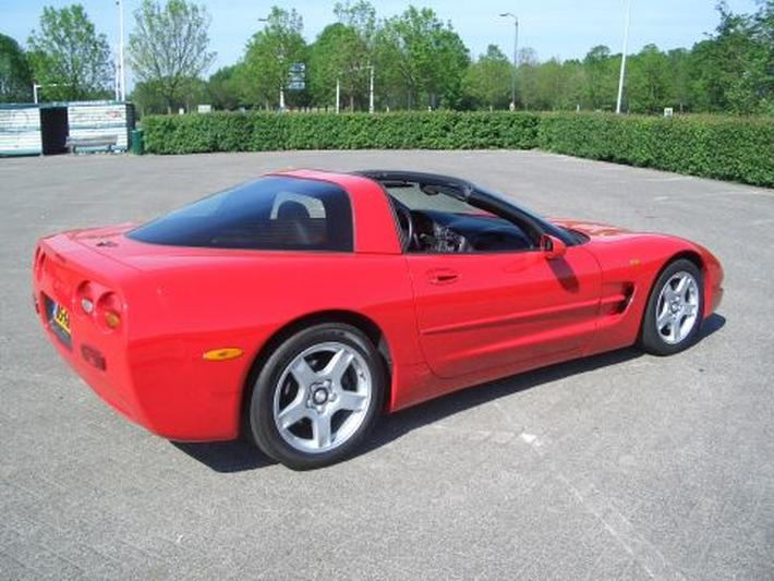 Chevrolet Corvette Coupé (2000)