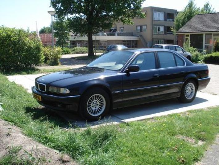BMW 730d Executive (2001) #2