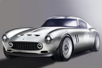 GTO Engineering werkt aan eigen retro-Ferrari