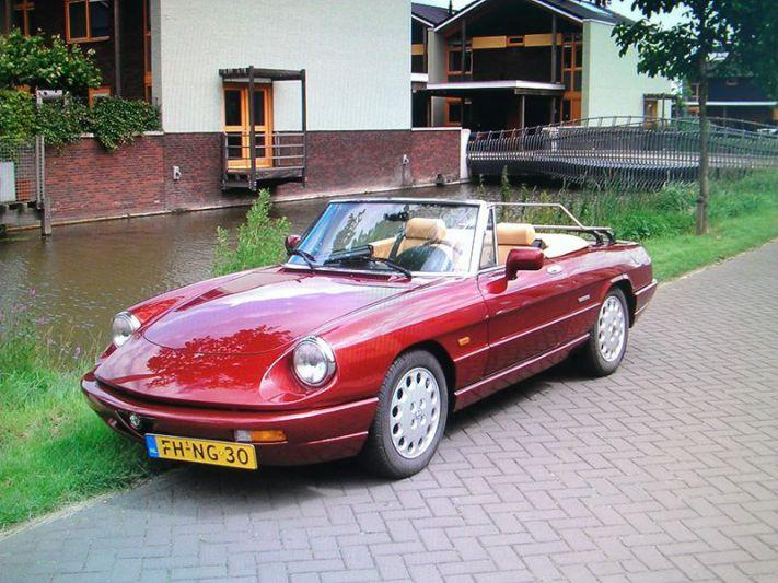 Alfa Romeo Spider 2.0 (1992)