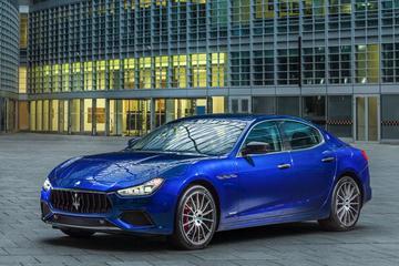 Maserati Ghibli ook als GranSport