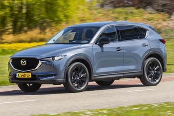 Verkopen Mazda weer op niveau van voor pandemie