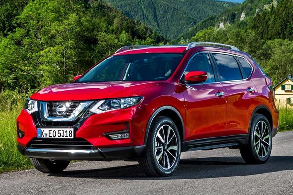 Prijzen nieuwe versies Nissan X-Trail bekend