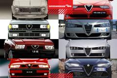 Supershowroom: Alfa Romeo Giulia