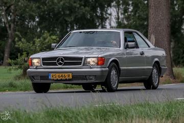 Mercedes-Benz 560 SEC (1987)