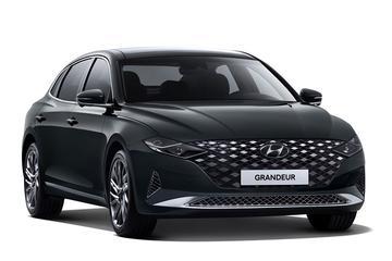 Hyundai laat vernieuwde Grandeur zien