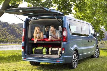 Opel Vivaro Life brengt kampeerplezier naar IAA