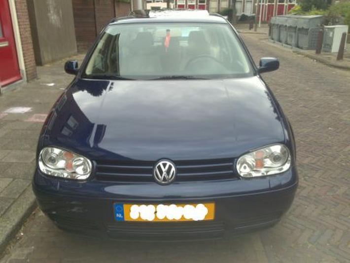 Volkswagen Golf 2.8 V6 4Motion Highline (2000)
