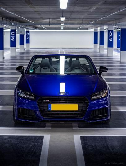 Audi TTS Roadster 2.0 TFSI quattro Pro Line + (2016)