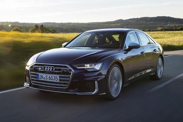 Audi S6 - Rij-impressie