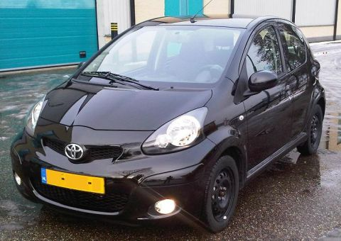 Toyota aygo 2010 review