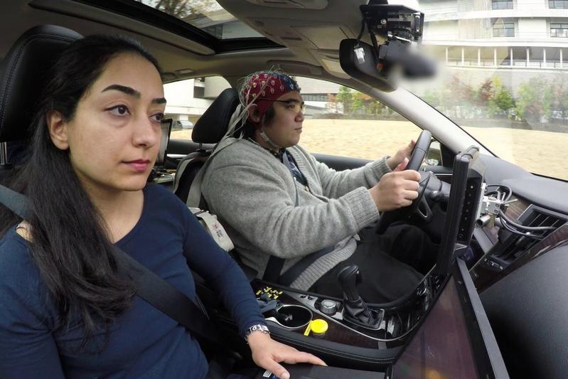 Nissan presenteert Brain-to-Vehicle-technologie