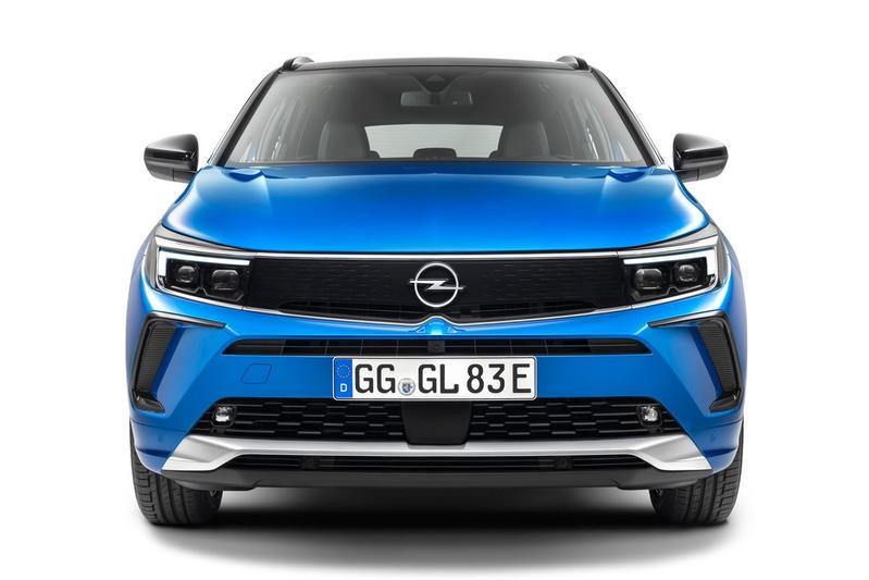 Facelift Friday Opel Grandland