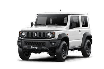 Back to basics: Suzuki Jimny