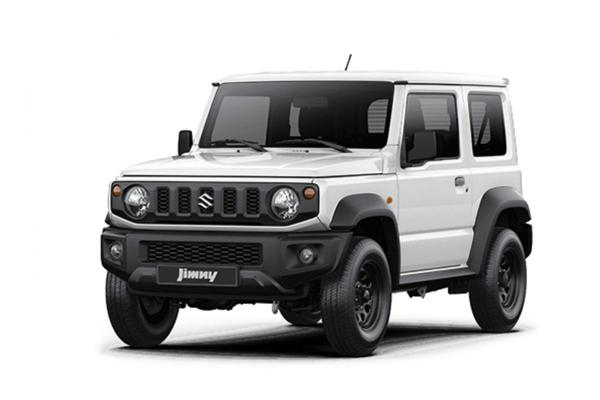 Back to basics: Suzuki Jimny