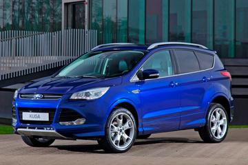 Vernieuwde Ford Kuga heeft prijzen
