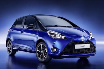 Toyota Yaris 1.5 Hybrid Aspiration (2017)