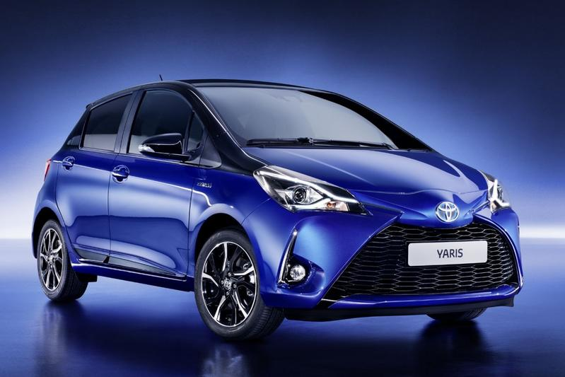 Toyota Yaris 1.5 Hybrid Executive (2017)