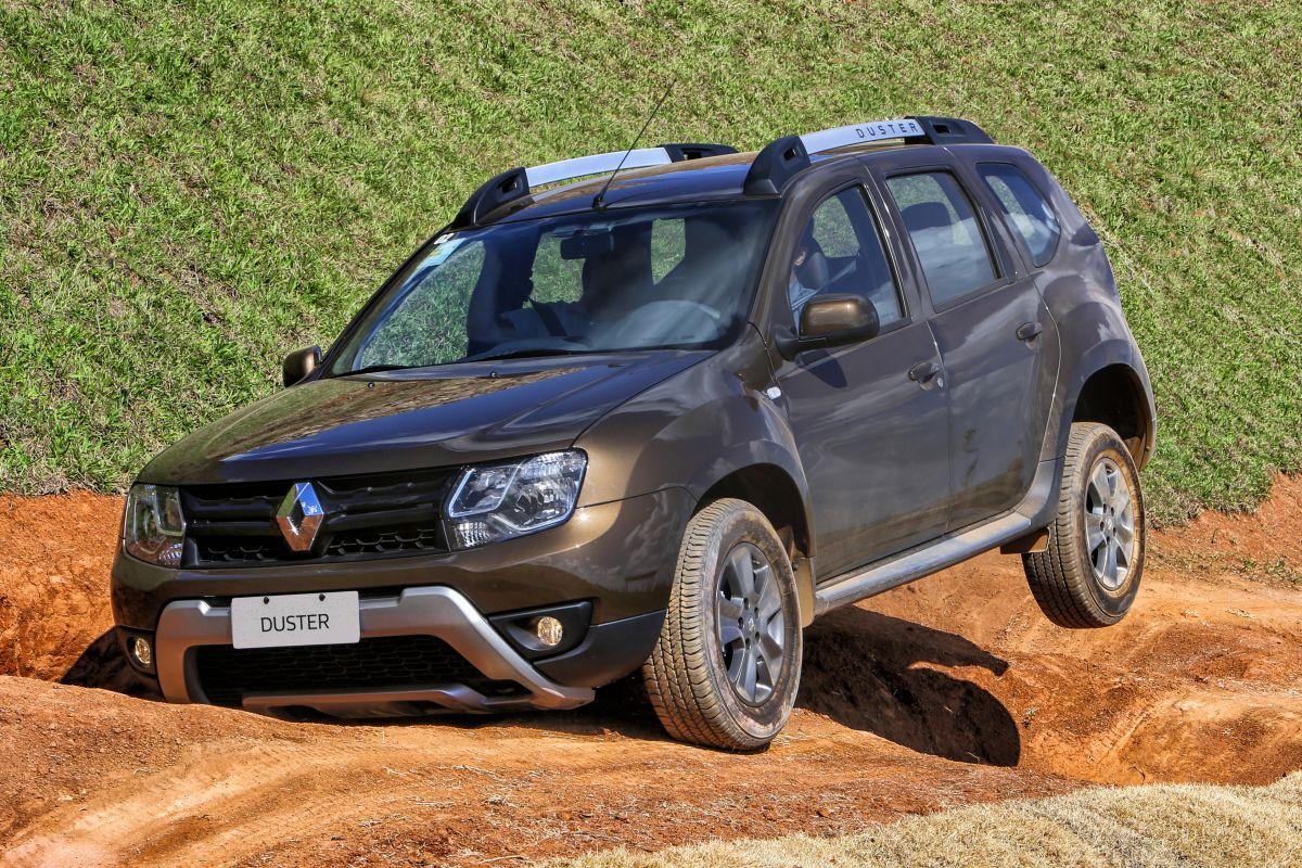 Renault duster met nieuwe bilpartij autonieuws for Dacia duster foto