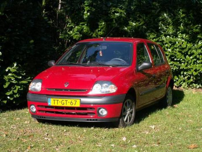 Renault Clio RT 1.4 (1998)